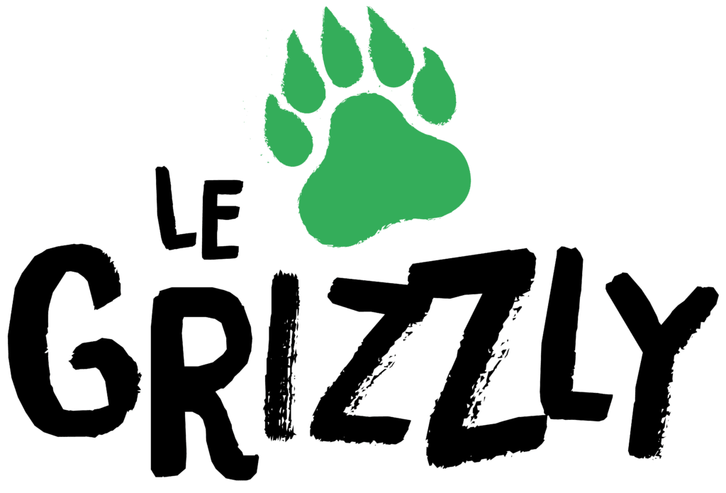 LOGO LE GRIZZLY